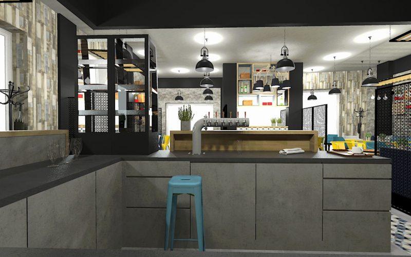 projektant-wnętrz-Lublin-wnętrza-komercyjne-Frizzante-restauracja-bistro-wersja-wieczorowa-8