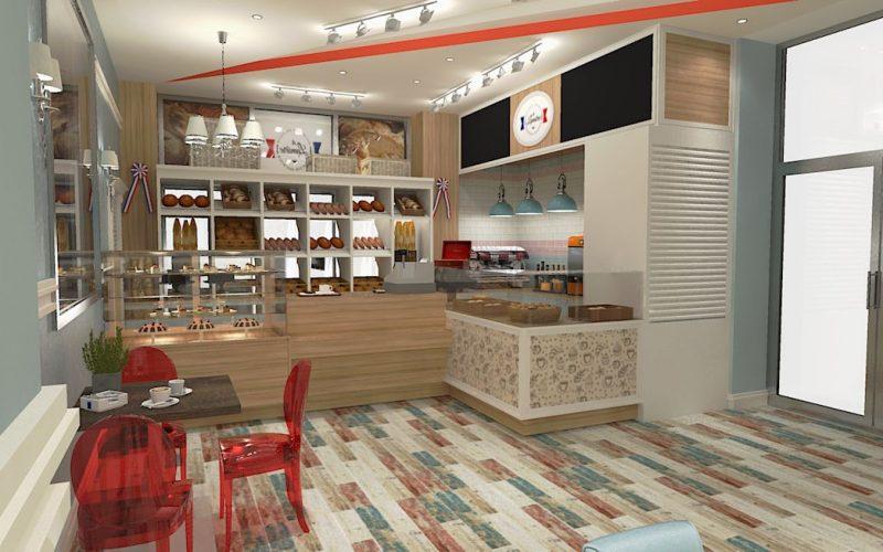projektant-wnętrz-Lublin-wnętrza komercyjne-La-Lumiere-piekarnia-francuska-Lazurowe-wybrzeże-18